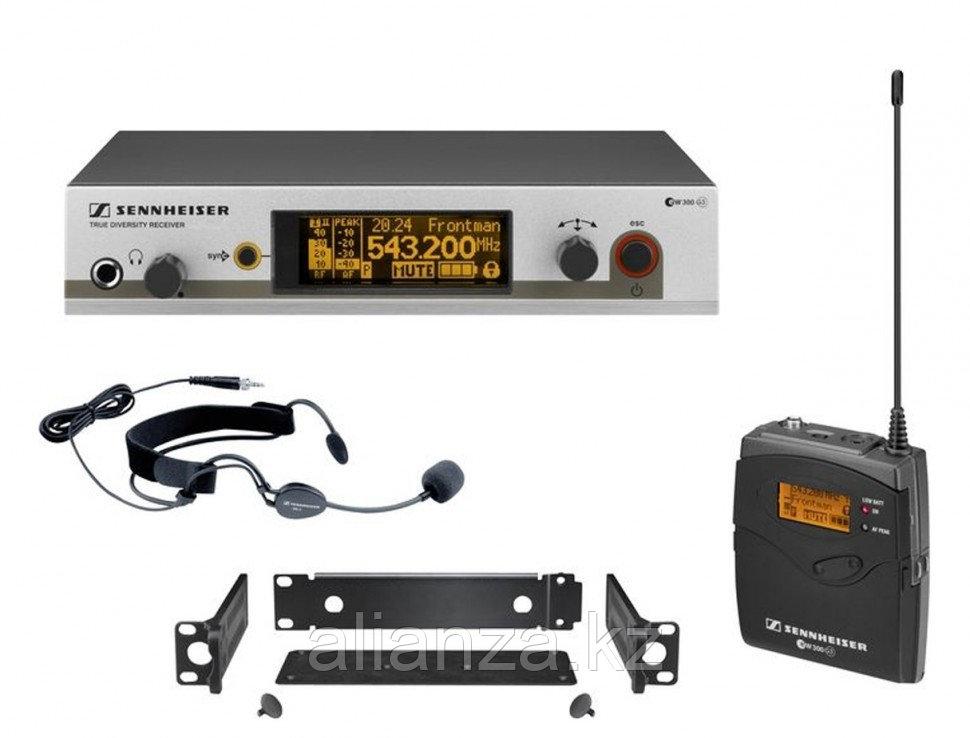 Радиосистема с оголовьем Sennheiser EW 352-G3-A-X
