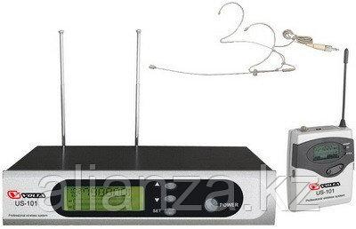 Радиосистема с оголовьем Volta US-101H with aluminium case