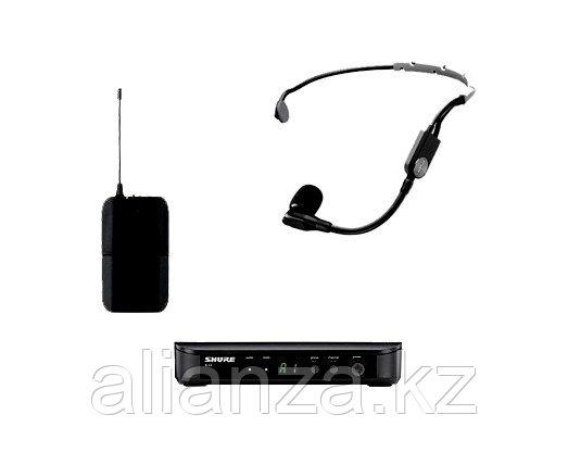 Радиосистема с оголовьем Shure BLX14E/SM35 M17 662-686 MHz