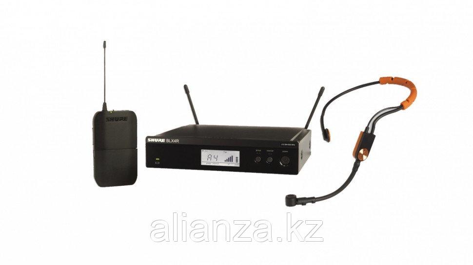 Радиосистема с оголовьем Shure BLX14RE/SM31 M17