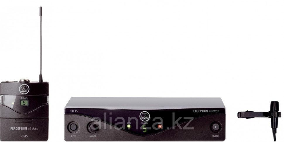 Радиосистема с петличным микрофоном AKG Perception Wireless 45 Pres Set BD B1