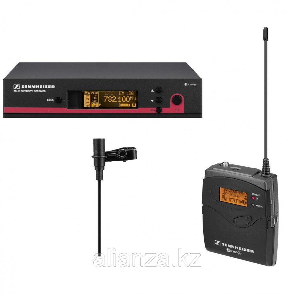 Радиосистема с петличным микрофоном Sennheiser EW 112-G3-A-X