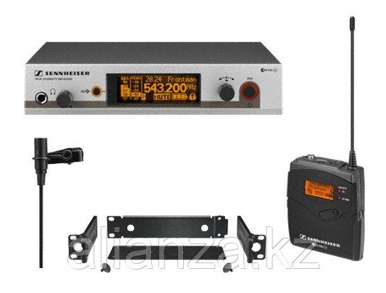 Радиосистема с петличным микрофоном Sennheiser EW 312-G3-A-X
