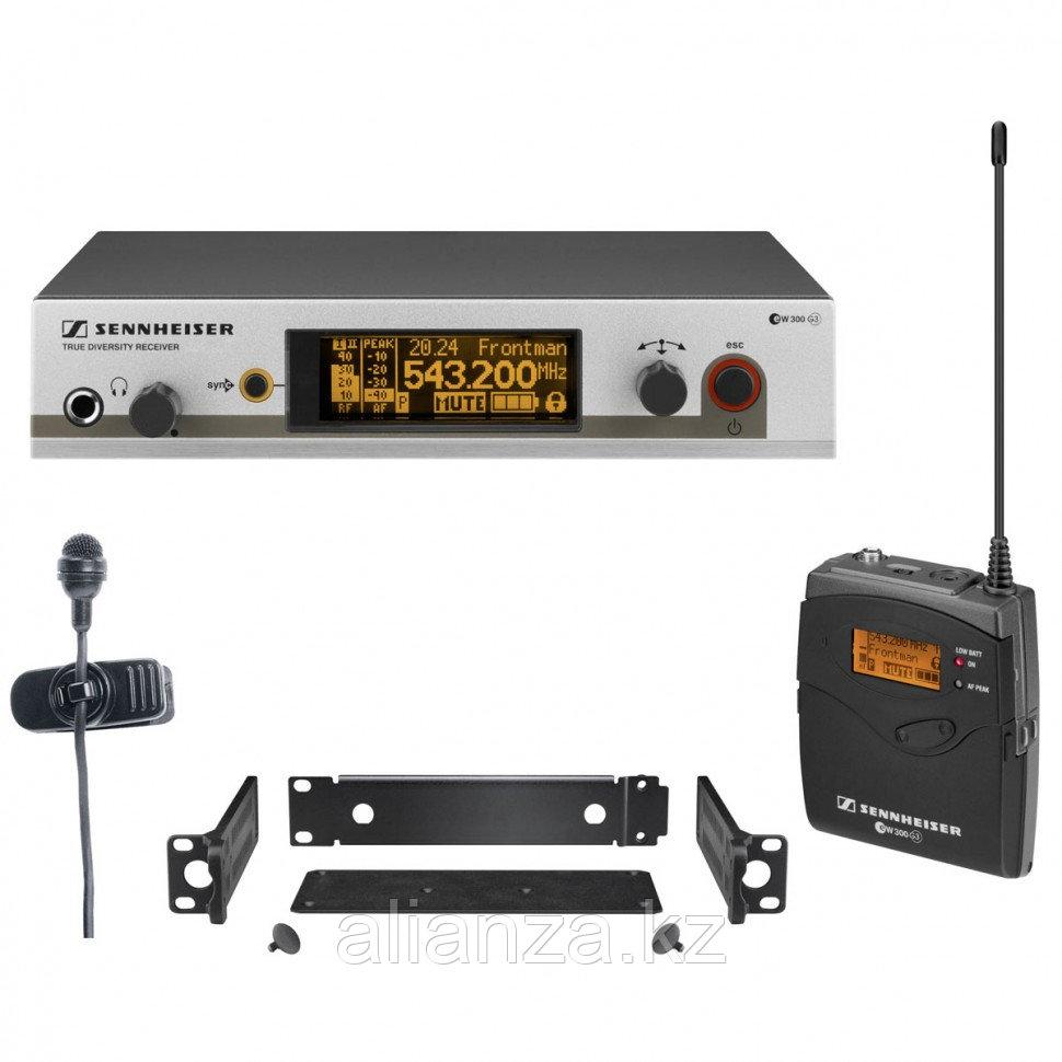 Радиосистема с петличным микрофоном Sennheiser EW 322-G3-A-X