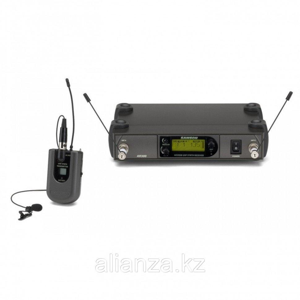 Радиосистема с петличным микрофоном SAMSON AIRLINE SYNTH-E LM10