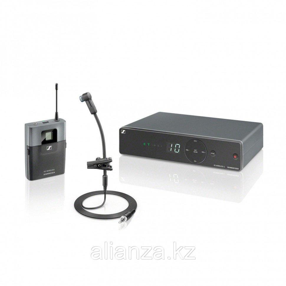 Радиосистема с петличным микрофоном Sennheiser XSW 1-908-B