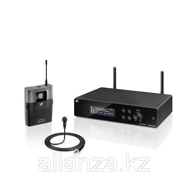 Радиосистема с петличным микрофоном Sennheiser XSW 2-ME2-B
