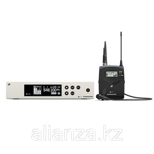 Радиосистема с петличным микрофоном Sennheiser EW 100 G4-ME4-A