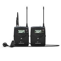 Радиосистема с петличным микрофоном Sennheiser EW 122P G4-A1