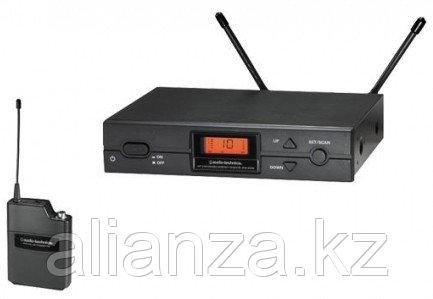 Радиосистема с поясным передатчиком Audio-Technica ATW2110a