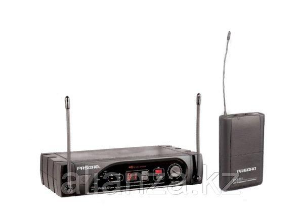 Радиосистема с поясным передатчиком PASGAO PAW430/PBT172/PG11