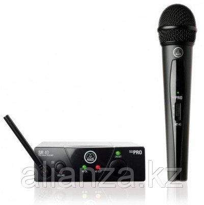 Радиосистема с ручным передатчиком AKG WMS40 Mini Vocal Set Band US45A (660.700)