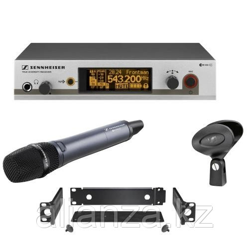 Радиосистема с ручным передатчиком Sennheiser EW 335-G3-B-X