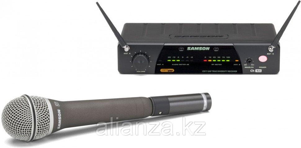 Радиосистема с ручным передатчиком SAMSON AIRLINE 77 AX1+CR77 Series Q7 ch E2