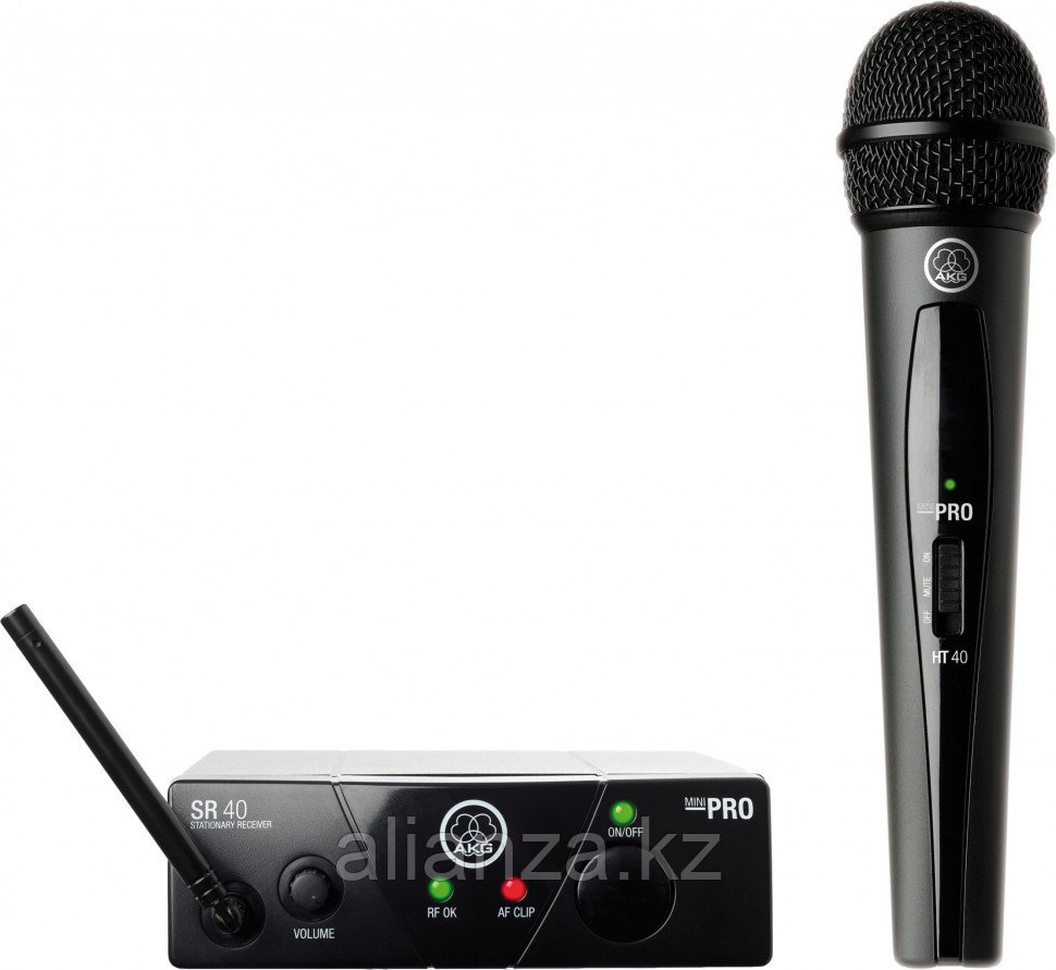 Радиосистема с ручным передатчиком AKG WMS40 Mini Vocal Set BD US25C