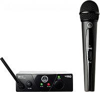 Радиосистема с ручным передатчиком AKG WMS40 Mini Vocal Set BD US25A