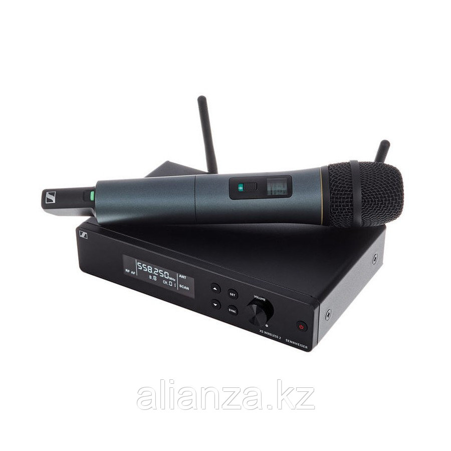 Радиосистема с ручным передатчиком Sennheiser XSW 2-865-A