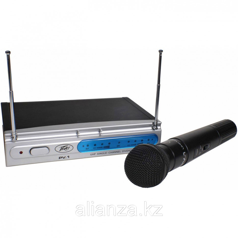 Радиосистема с ручным передатчиком PEAVEY PV-1 U1 HH 911.700MHZ