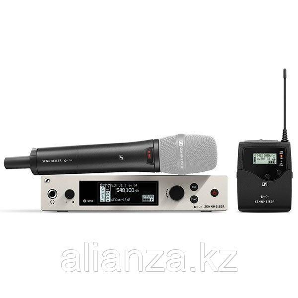 Радиосистема с ручным передатчиком Sennheiser EW 300 G4-BASE COMBO-GW