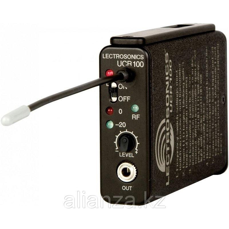 Радиосистема с ручным передатчиком Lectrosonics UCR100-HH 537-563МГц