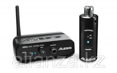 Цифровая радиосистема ALESIS MicLink Wireless