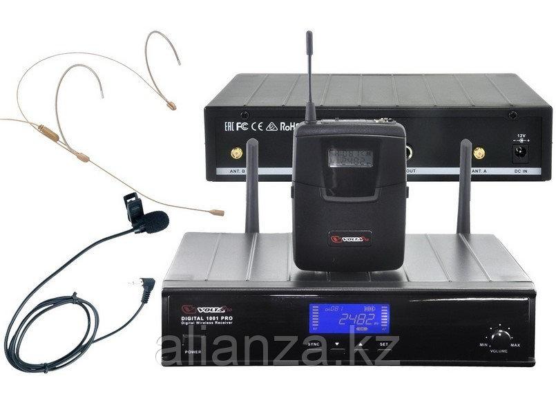 Цифровая радиосистема Volta DIGITAL 1001H PRO