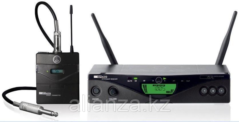 Радиосистема инструментальная универсальная AKG WMS470 INSTR SET BD7