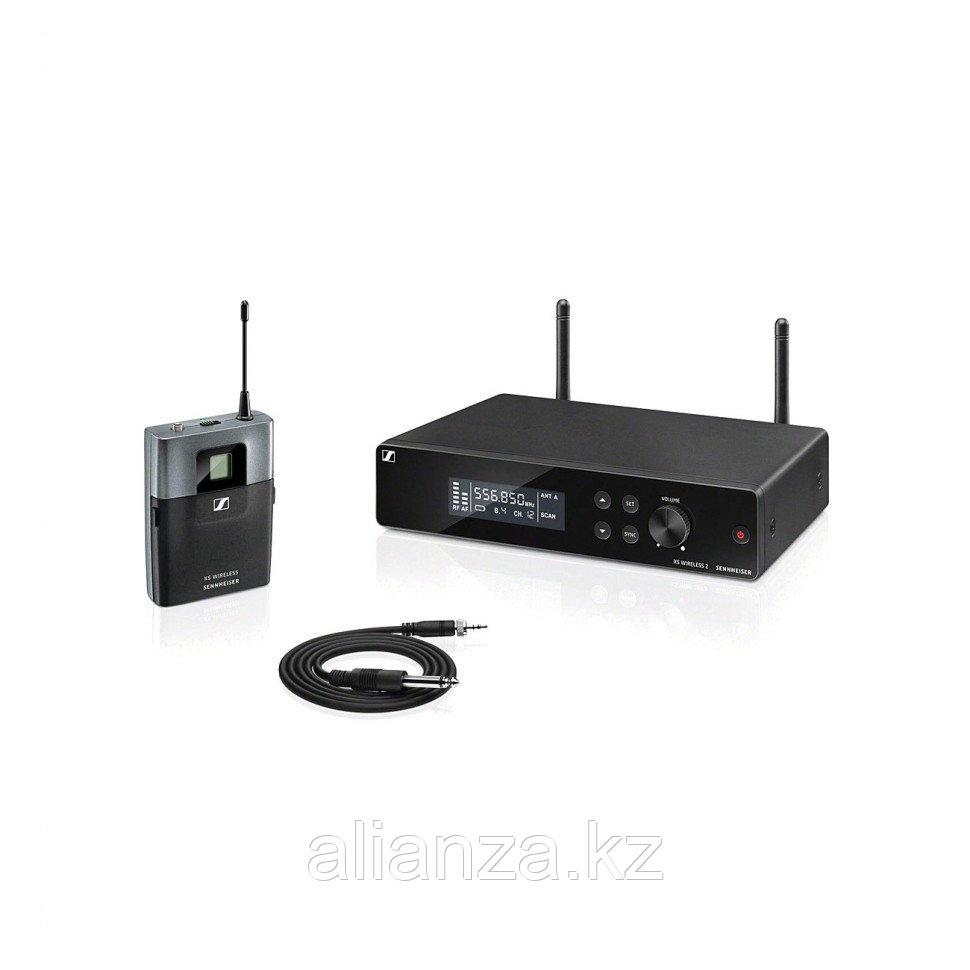 Радиосистема инструментальная универсальная Sennheiser XSW 2-CI1-B