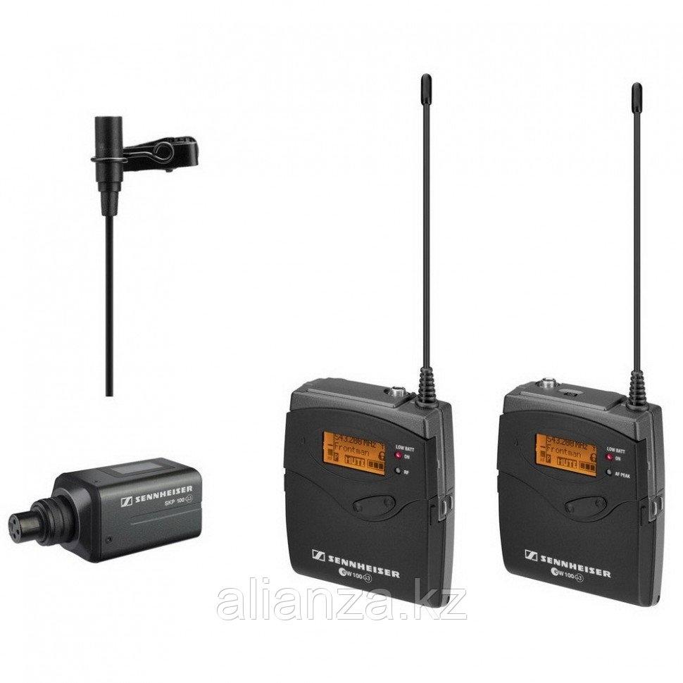 Накамерная радиосистема Sennheiser EW 100 ENG-G3-B-X