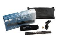 Репортерский микрофон пушка Rode NTG-1