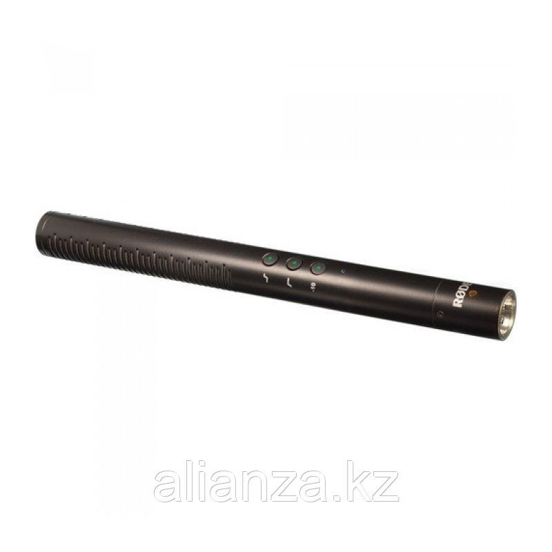 Репортерский микрофон пушка Rode NTG4