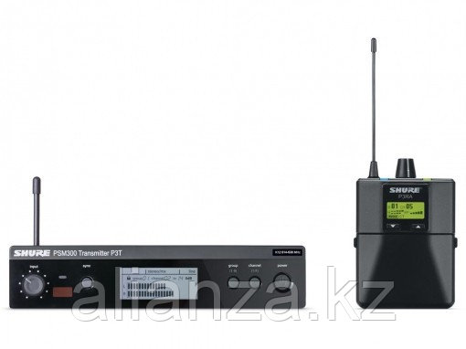 Система персонального мониторинга Shure P3TERA M16 686-710 MHz