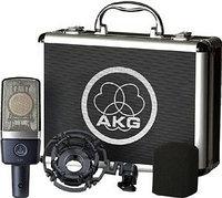 Микрофон студийный конденсаторный AKG C214