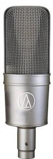Микрофон студийный конденсаторный Audio-Technica AT4047SVSM