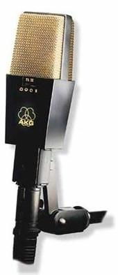 Микрофон студийный конденсаторный AKG C414XLII