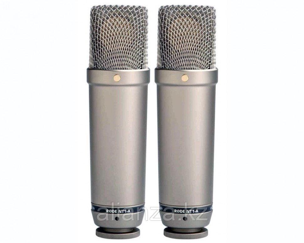 Микрофон студийный конденсаторный Rode NT1-A-MP