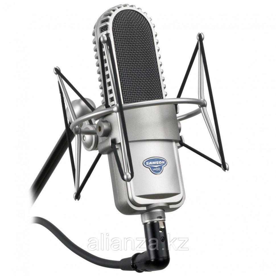 Микрофон студийный конденсаторный SAMSON VR88
