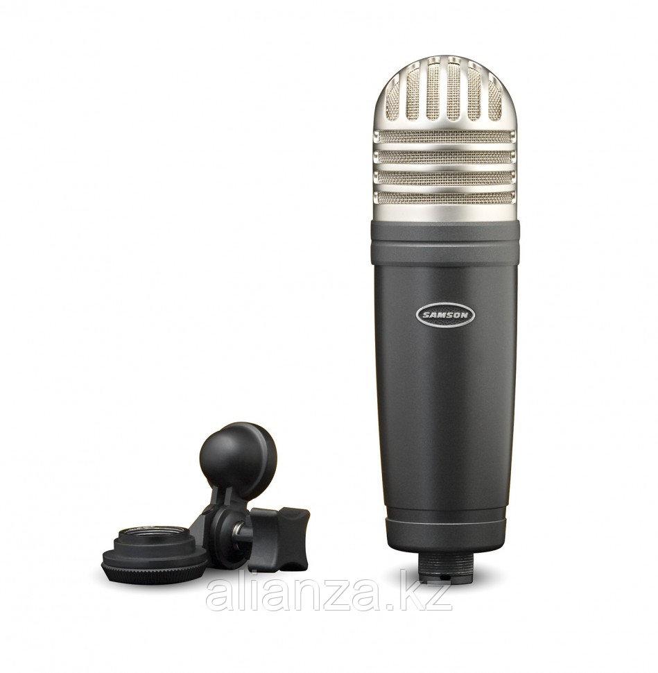 Микрофон студийный конденсаторный SAMSON MTR101