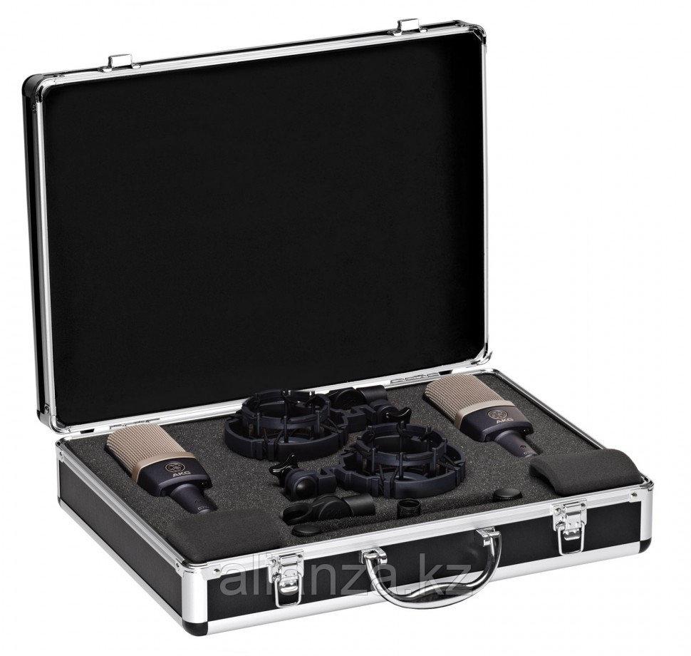 Микрофон студийный конденсаторный AKG C314 ST