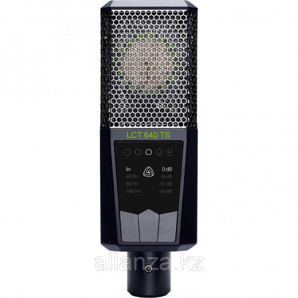 Микрофон студийный конденсаторный Lewitt LCT640TS