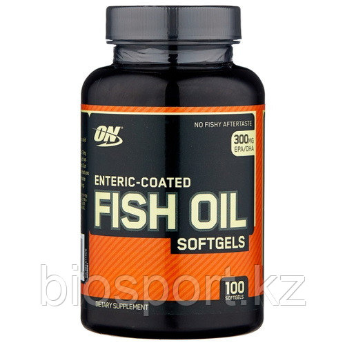 Optimum Nutrition, Fish Oil 100 caps.