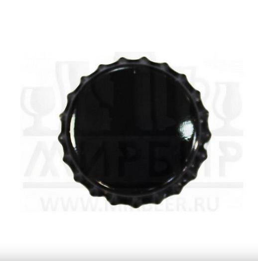 Кроненпробки черные (Россия), 80 шт