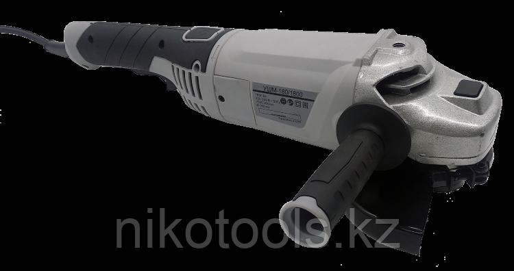 Углошлифовальная машина УШМ-180/1800 Ресанта