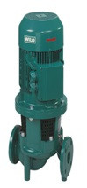 Циркуляционный насос для систем отопления Wilo-CronoLine-IL 100/210-37/2-IE3