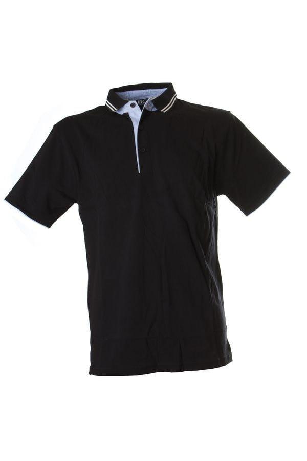 Поло мужское RODI MAN 180, Черный, S, 399879.74 S