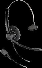 Plantronics 88661-01 Моно гарнитура телефонная с разъемом QD Practica SP11-QD черный