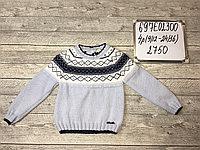 Вязанные кофты и свитера для мальчиков, фото 1