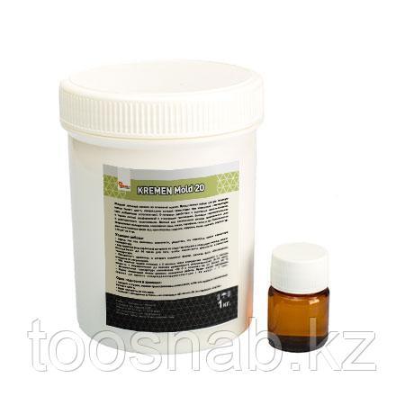 Силикон для производства гибких литьевых форм Kremen Mold (10/20)