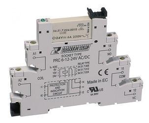 Релейный модуль PRCU 1/24 V DC, фото 2