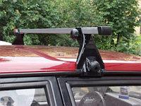 Багажник Atlant для автомобилей с водостоками (эконом-класс, алюминиевые дуги)